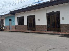 En las calles de San Martín, se hablaba de este nuevo crimen que enlutó a la población.