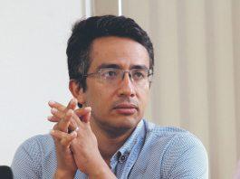 Santiago Martínez, coordinador territorial del PNUD de Meta-Guaviare