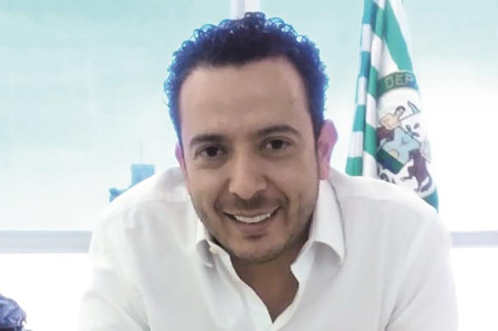 Víctor Bravo Rodríguez, secretario de Gobierno y Seguridad del Meta