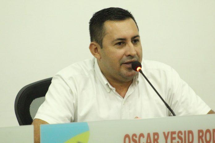 Óscar Yesid Rodríguez