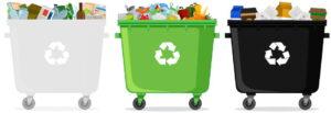 desechos residuos color