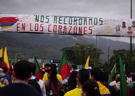 Tranquilidad durante primera marcha campesina en Villavicencio   Noticias de Buenaventura, Colombia y el Mundo