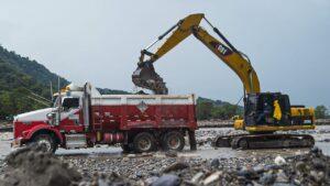 Obras de mitigación del riesgo en el río Guayuriba - Noticias de Colombia