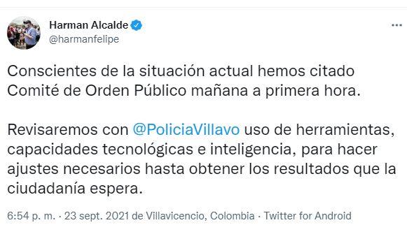 Inseguridad en Villavicencio amenazó ahora a integrante del equipo Llaneros F.C. - Noticias de Colombia
