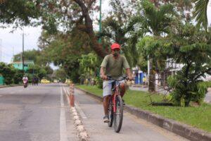 Así avanza la movilidad en el Día del Transporte Sostenible - Noticias de Colombia