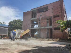 Prosperidad Social reinicia obras en la Normal Superior de Villavicencio - Noticias de Colombia